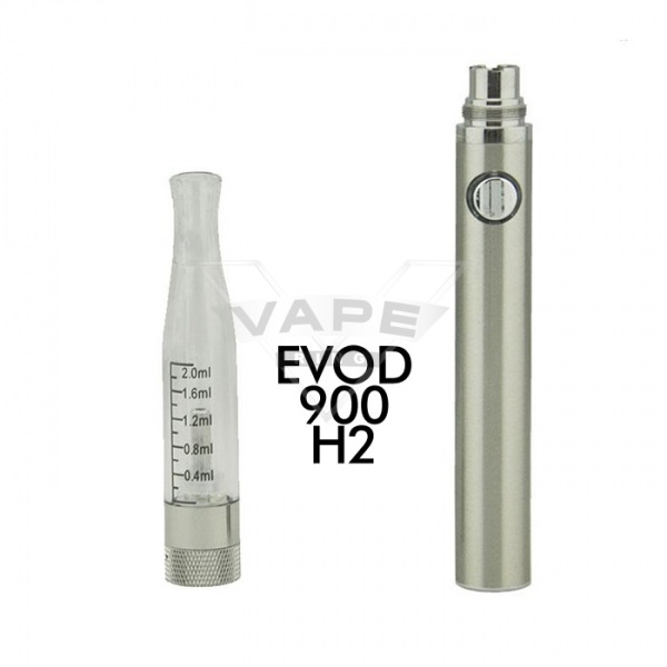 Evod GS-H2 USB 900mA Stainless Steel